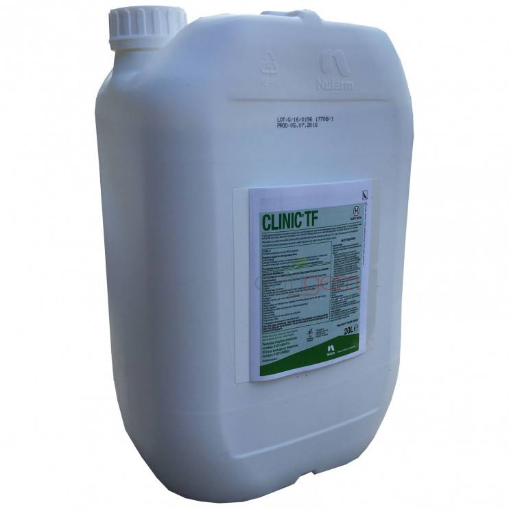 Clinic Up - 20 litre - 360 Glyphosate, image