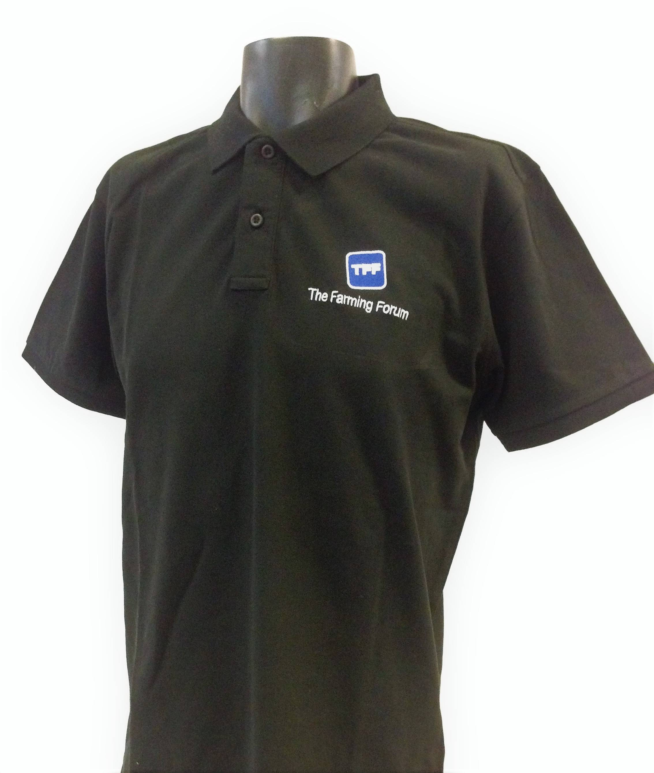 TFF Mens Polo Shirt, image