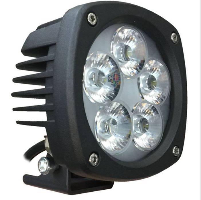 35 watt LED work light suit tractor, sprayer , image