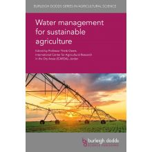 Water management for sustainable agriculture, image
