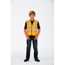 High Visibility Waiscoat for Children, image