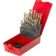 DORMER A002 HSS Jobber Twist Drill Set No. 204 - 25 Pieces - (1.0mm to 13.0mm), image
