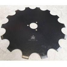 """Novag Inverted """"T"""" 575mm big notched discs, image"""
