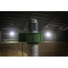 "Pile-Dry Pedestal F2 Fan Three Phase 6"" 1.1KW, image"