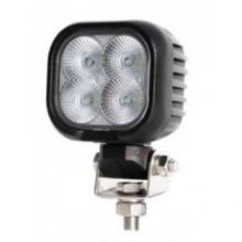40 Watt 3.5 Inch Sq Small Housing Big Power Tractor LED Work Light, image