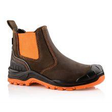 Bucklers BVIZ3ORBR Boots, image