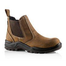 Bucklers Dealerz Safety Boots, image