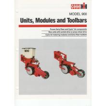 Case/IH 900 Units Modules & Toolbars Sales Br, image