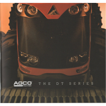 Agco DT Series Tractor Sales Brochure, image