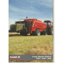 Case/IH 530 540 550 Large Square Baler Sales , image