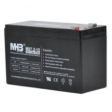 12V 7.2Ah Battery 100, S200, S400, image