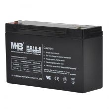 6V 10Ah Battery S40, image