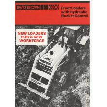 Case David Brown HD90 GD90 FD90 Loader Sales, image