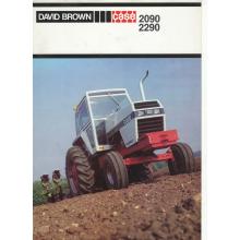 Case 2090 2290 Tractor Sales Brochure, image
