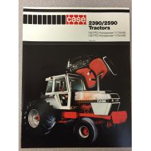 Case 2390 2590 Tractor Sales Brochure, image
