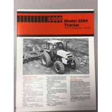 Case 3294 Tractor Sales Brochure, image