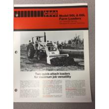 Case 56L & 66L Loader Sales Brochure, image