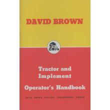 David Brown Tractor & Implement Operators Han, image