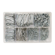 Assorted Split Pins (1000), image