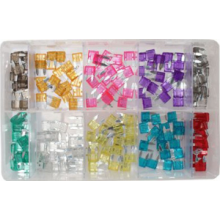 Assorted Mini Blade Fuse  (200), image