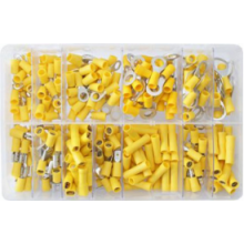 Assorted Yellow Terminals (260), image