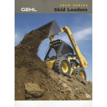 Gehl 7000 Series Skid Loaders Sales Brochure, image