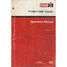 Case/IH 7110 7120 Magnum Tractor Operators Ma, image