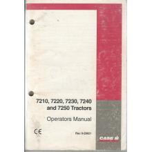Case/IH 7200 Series Magnum Tractor Operators , image