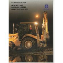 New Holland NH75/85/95 Backhoe Loader Sales B, image