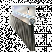"BRISTLE STRIP (36""/914mm) BOTTOM DOOR SEAL 26MM BRISTLE, image"