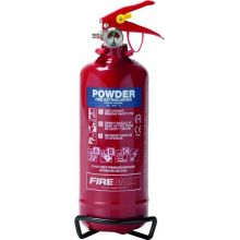 Powder Extinguisher 900gABC Powder (5A 34B C), image