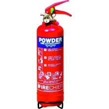 Powder Extinguisher 1kgABC Powder (8A 34B), image