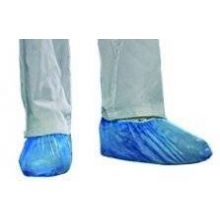DISPOSABLE BLUE OVERSHOE SIZEONE SIZE FITS ALL, image