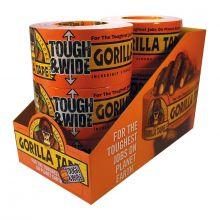 Display Box Gorilla Tape Tough& Wide 27 Metre, image