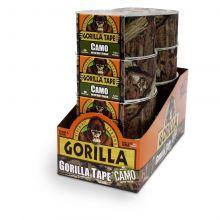 Display Box Gorilla Camo Tape8 Metre 8 Units, image