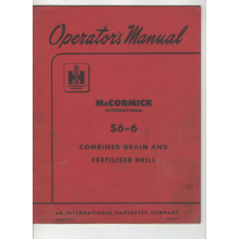 McCormick International S6-6 Drill Operators , image