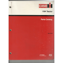 Case David Brown 1194 Tractor Parts Catalogue, image