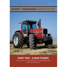 Massey Ferguson's Thinking Tractors DVD - Part Two A New Power, image