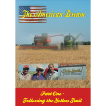 The American Dream DVD - Part One Following The Yellow Trail, image