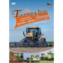The Farming Year - Europe Part One Spring  DVD, image