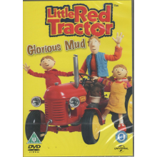 Little Red Tractor DVD - Glorious Mud, image