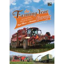 The Farming Year - Europe Part Three Autumn DVD, image