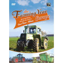 The Farming Year - Europe Part Four Winter DVD, image
