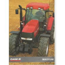 Case/IH MX Maxxum Tractor Range Sales Brochur, image