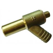 BRASS DRAIN COCK SIZE (MM) 15, image