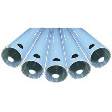 3M RIGID ALUMINIUM PIPE TUBE O/D (MM) 40 TUBE I/D (MM) 37, image