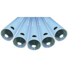 3M RIGID ALUMINIUM PIPE TUBE O/D (MM) 63 TUBE I/D (MM) 59, image