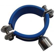 """1.1/4"""" Pipe Clip Type AV M10Boss (also fits 1, image"""