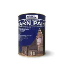 Bedec Barn Paint - Semi Transparent, image
