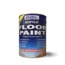Bedec Acrylic Floor Paint, image